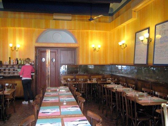 Pizzeria Grand'Italia : Una delle due sale