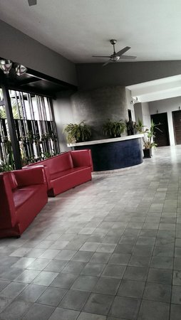 MEN's Resort & Spa - Gay Hotel: Rest / Smoking area