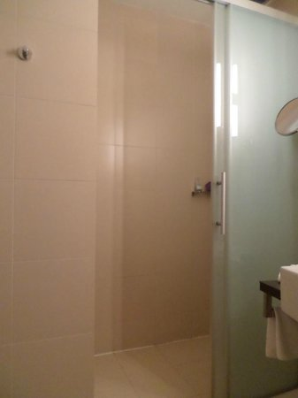 Golden Tulip Ana Tower Sibiu: Bathroom - shower
