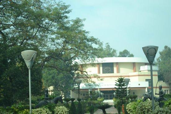 Maharaja Ranjit Singh Statue: panorma