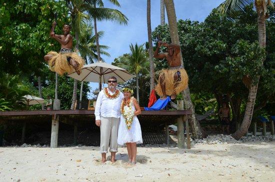 Royal Davui Island Resort: Warriors