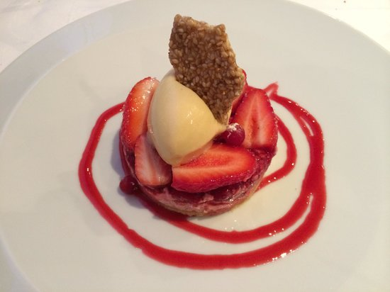 La Table de La Désirade : Dessert