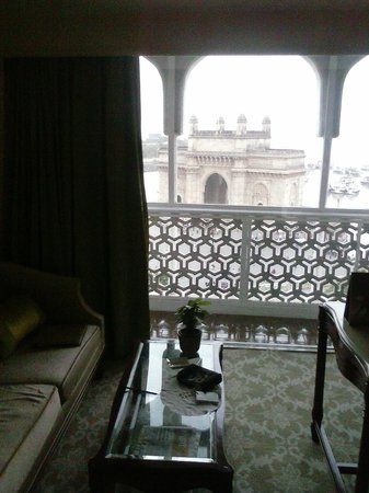 The Taj Mahal Palace: The best view in the Tower wing