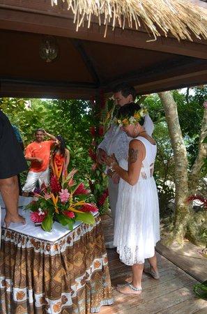 Royal Davui Island Resort: The Wedding