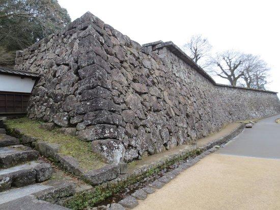 Hitoyoshi Castle Ruins