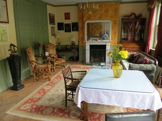 Cable Street Inn: Sitting_breakfast room