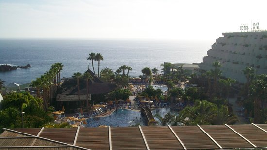 Be Live Experience Playa La Arena : View from room