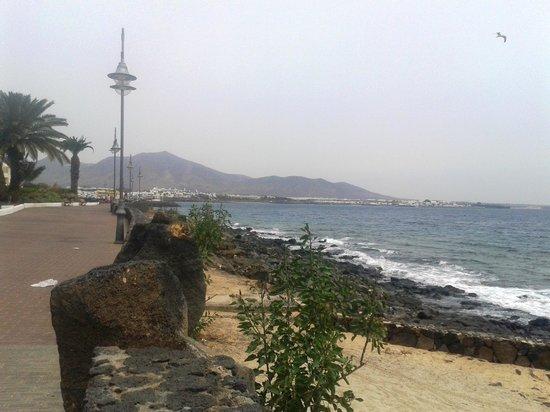 Gran Castillo Tagoro Family & Fun Playa Blanca: Près du centrePlaya BLanca