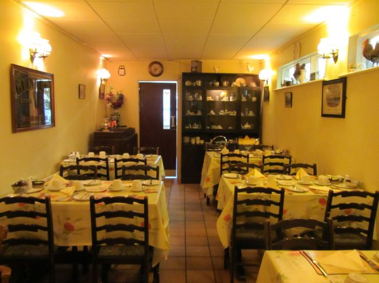 Marian Guest House: sala colazione