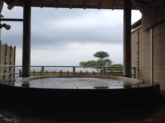 Izu Hokkawa Onsen Bousui : 貸切風呂