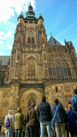 SANDEMANs NEW Prague Tours: #FreeTourPonce