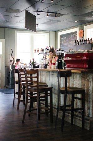 Kudu Coffee & Craft Beer: Interior