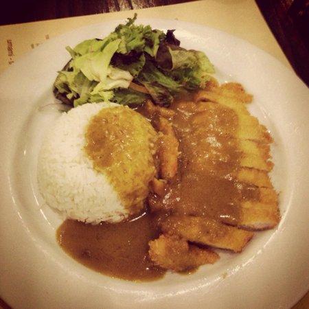 Umami: Chicken Katsu