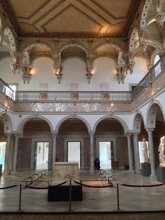 Regency Tunis Hotel: National museum
