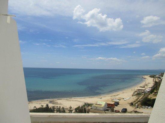 Aziza Residence Thalasso Golf: vue de la chambre 252