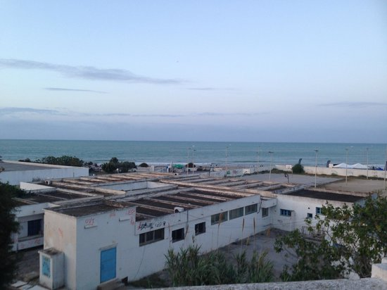 Regency Tunis Hotel: La marsa ..30 minutes drive
