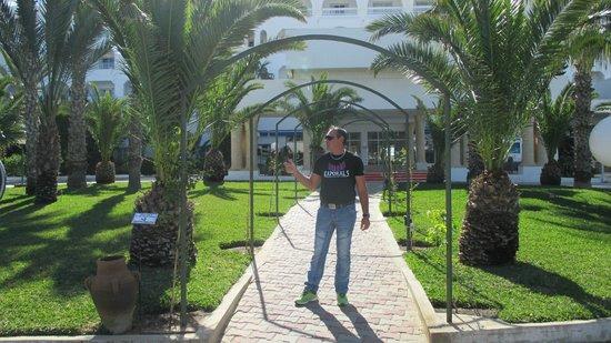 Aziza Residence Thalasso Golf: devant enter otel