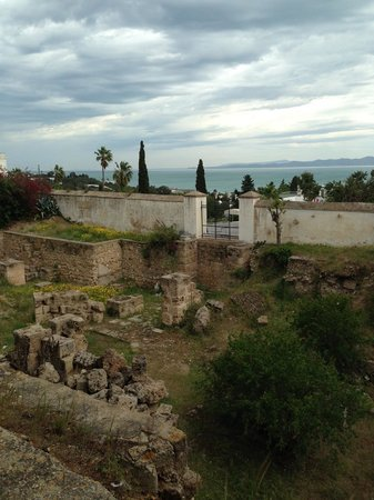 Regency Tunis Hotel: Cartage