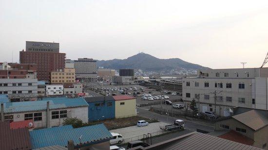 Business Hotel Sharoum Inn 2: 函館山ビュー