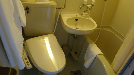 Business Hotel Sharoum Inn 2: バスルーム