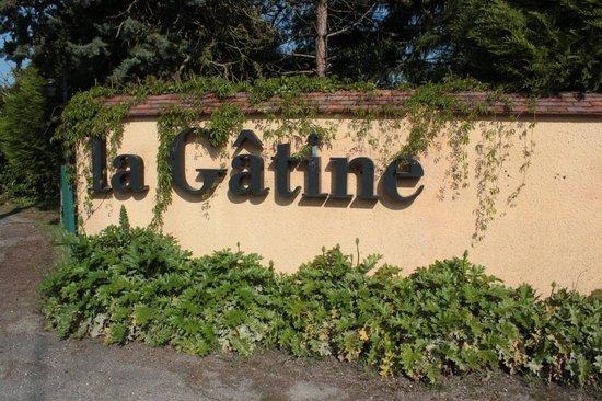 Maison D'hotes Lagatine: La Gâtine.