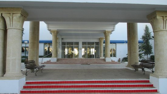 Aziza Residence Thalasso Golf: entrer de lhotel