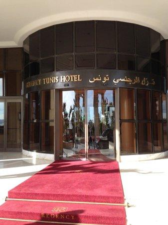 Regency Tunis Hotel : Regency