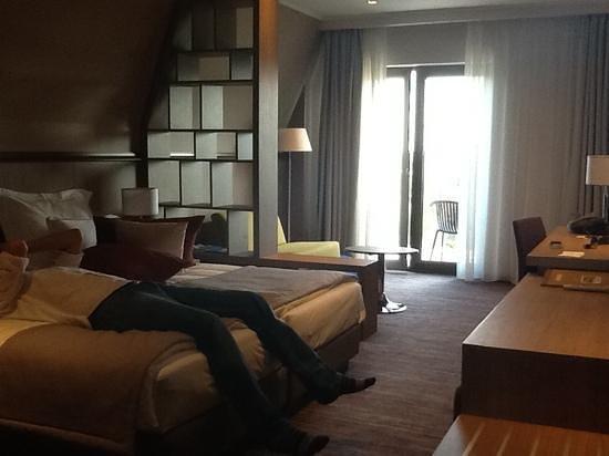 Hotel Premier Aqua : room peek