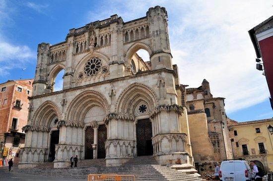 Catedral de Cuenca : クエンカのカテドラル