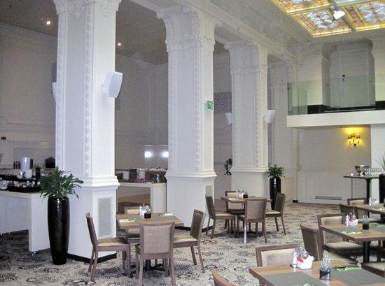 Hotel Nemzeti Budapest - MGallery by Sofitel: eetzaal