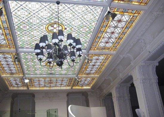 Hotel Nemzeti Budapest - MGallery by Sofitel: prachtig plafond