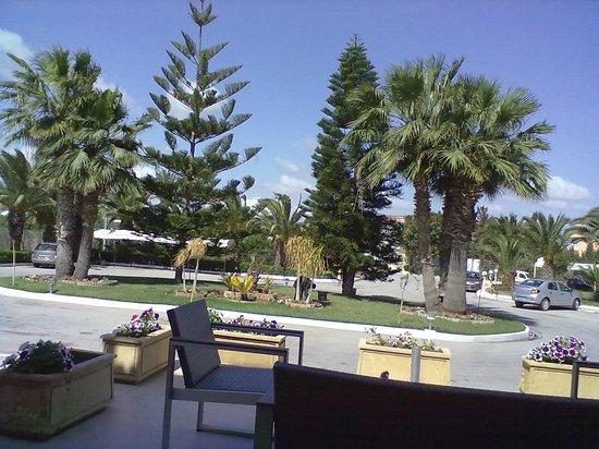 Soviva Resort : Main entrance