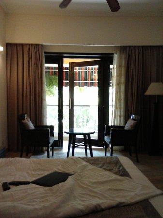 Azzaro Resort & Spa: Room lacked in personality but it was ok