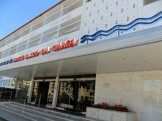 Vasco da Gama Hotel: Entrada do Hotel