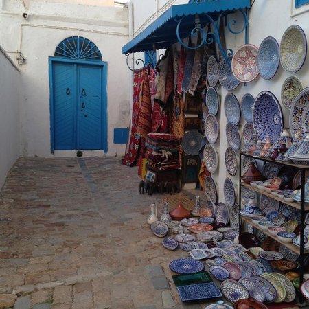 Regency Tunis Hotel : Sidi bou Said..30 minutes drive