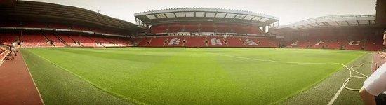Anfield Stadium : Stadium