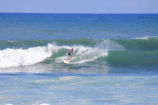 Pondok Pitaya: Hotel, Surfing and Yoga: surfing