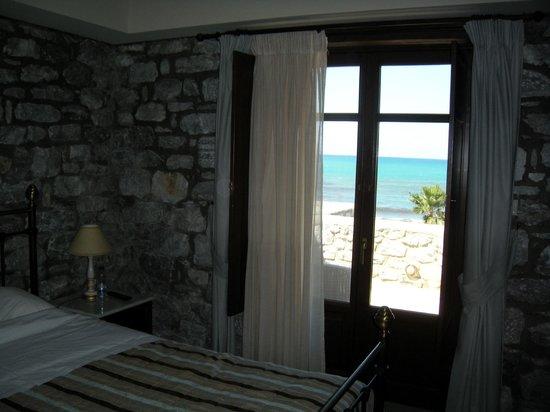 Hotel Itilo: Θέα από το δωμάτιο