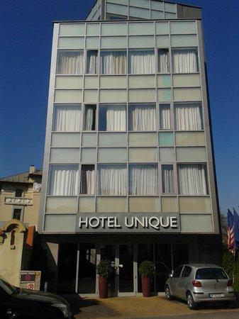 Hotel Unique : Καθαρό και φιλικό ξενοδοχείο