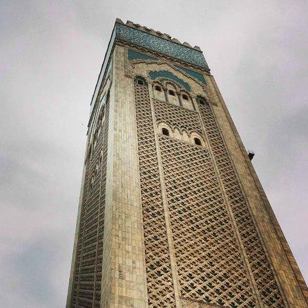 Mosquée Hassan II : amazing