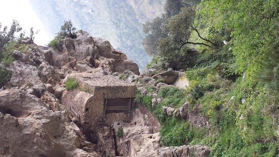 Sentiero degli dei (Path of the Gods): breathtaking views