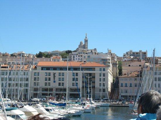 Radisson Blu Hotel, Marseille Vieux Port : EMPLACEMENT IDEAL
