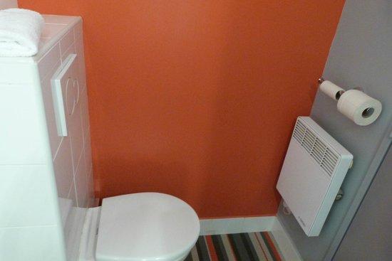 Hôtel Mercure Lyon Charpennes : WC