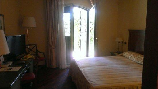 Grand Hotel Baia Verde: Caméra 132 con accesso diretto al parco