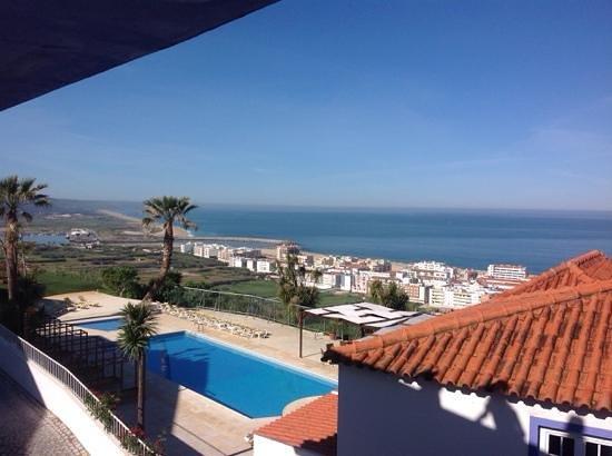 Miramar Hotel & SPA: vista do quarto para o mar