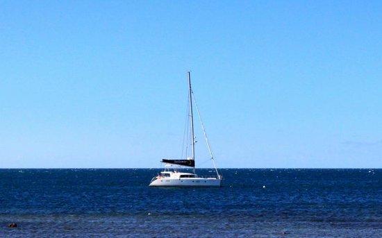 Sailaway boat