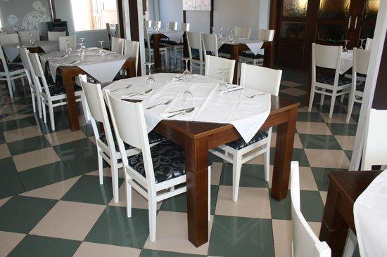 Hotel El Doncel: Comedor