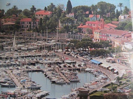 Hotel L'Oursin : cap farrat harbour