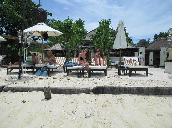 Ko-Ko-Mo Resort: Kokomo beach