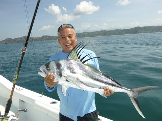 JP Sport Fishing Tours: Rooster Fish
